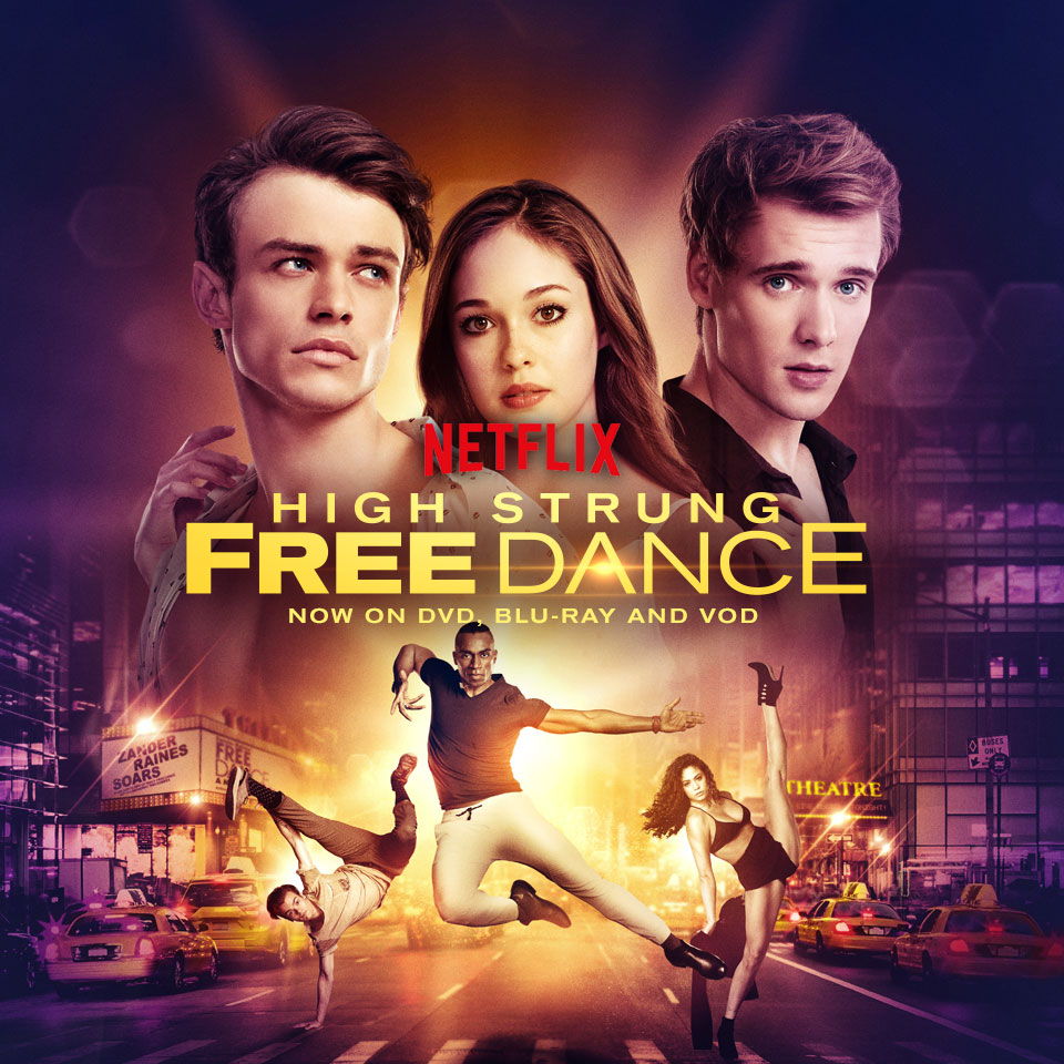 High Strung Free Dance (Official) - In Theaters October 11th, 2019!